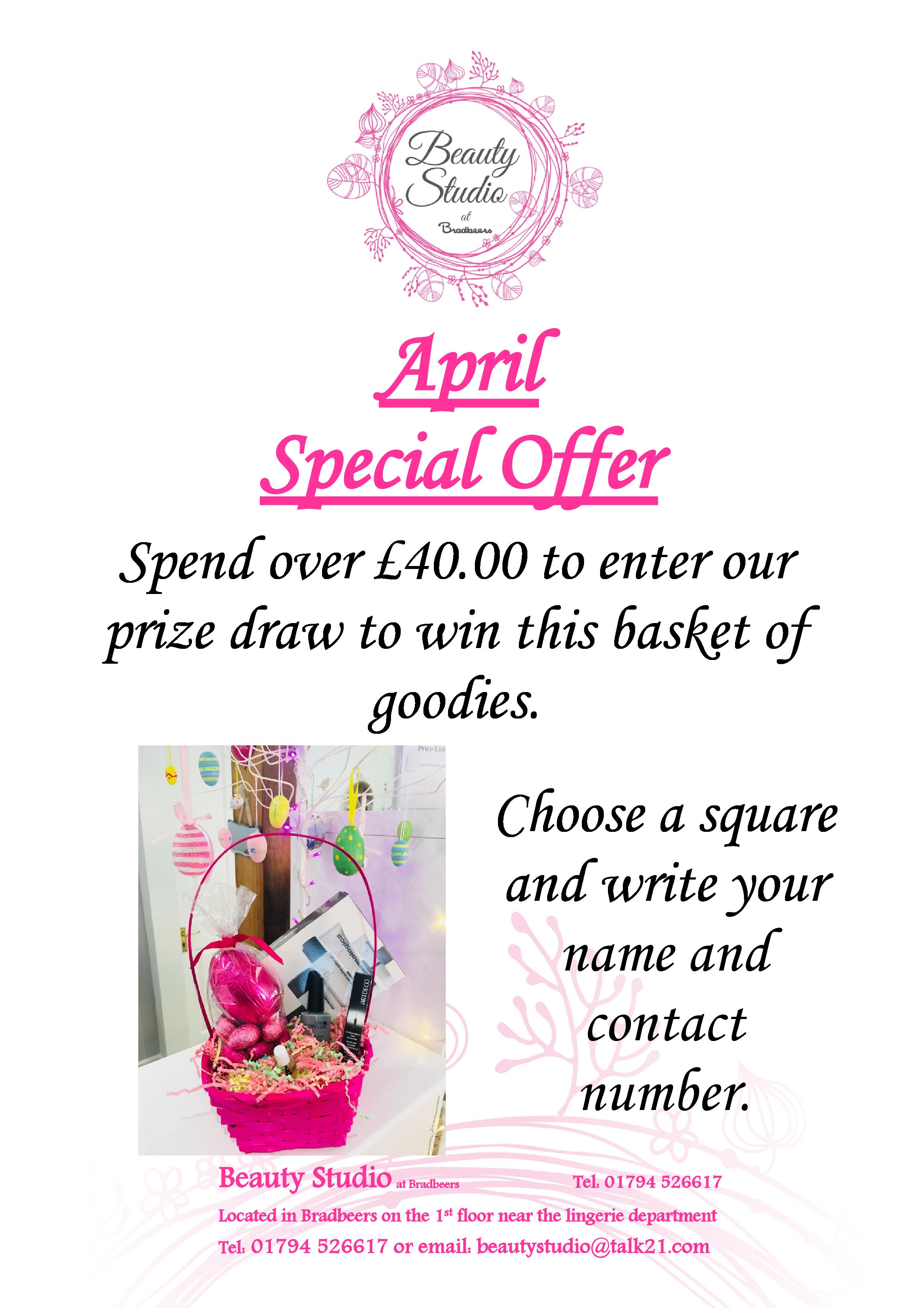 4 April Special Offer (2)