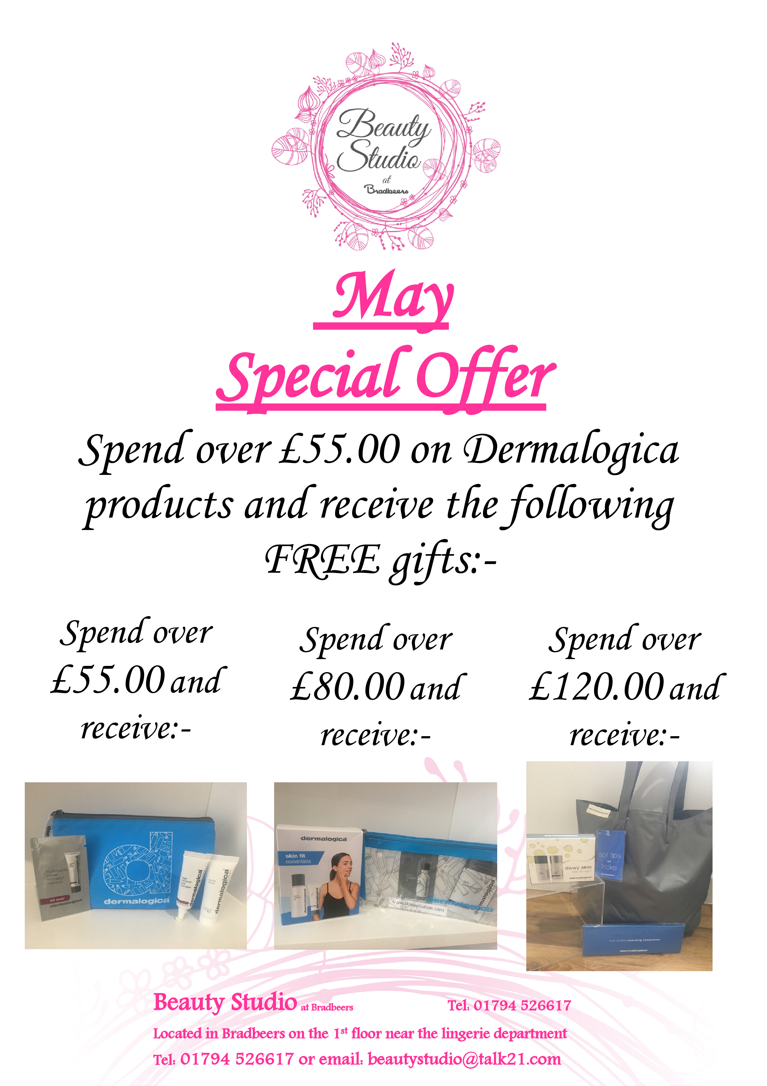 5 May Special Offer