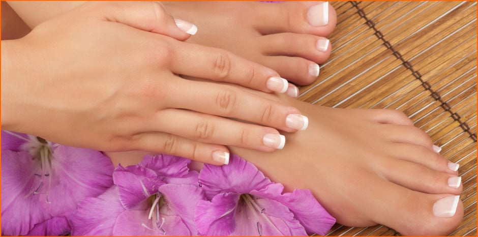 Hand and Foot Care Treatements in Romsey Hampshire