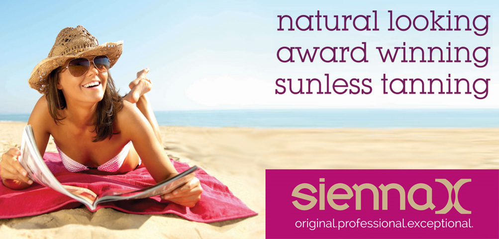 Sienna X Tanning Treatment in Romsey Hampshire