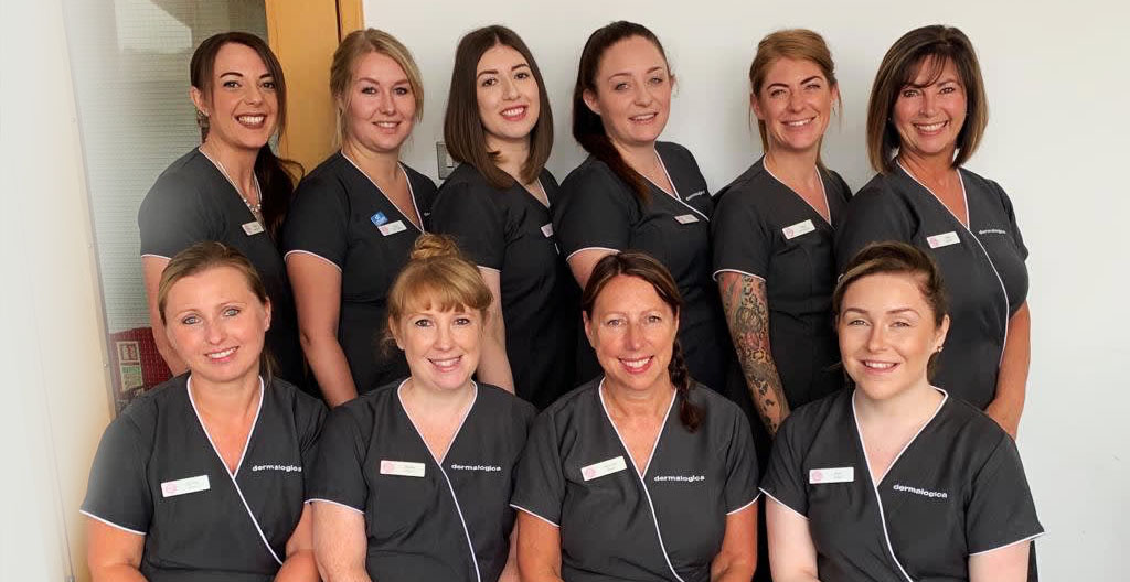 Our team at the Beauty Studio Romsey